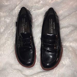 Donald Pliner Ursola penny loafer size 9